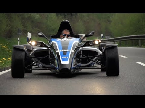 Formula Ford EcoBoost. Street Legal Racer on Road and Nürburgring - /CHRIS HARRIS ON CARS