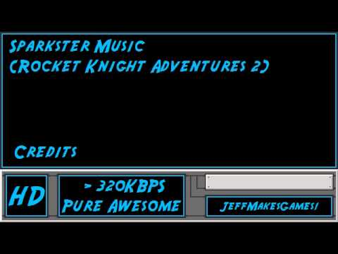 Sparkster (Rocket Knight Adventures 2) Music - Credits