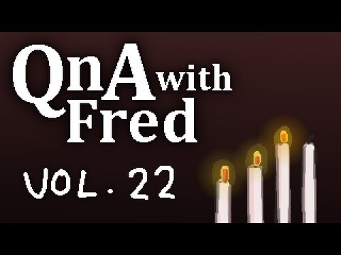 QnA with Fred - vol. 22: Advent Special III