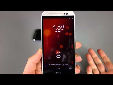 HTC One (M8) GPE Software Tour: Duo Camera, BoomSound, and More