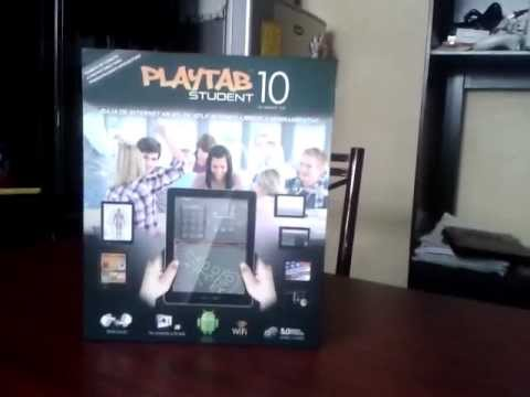 UNBOXING PLAY TAB 10 WALMART