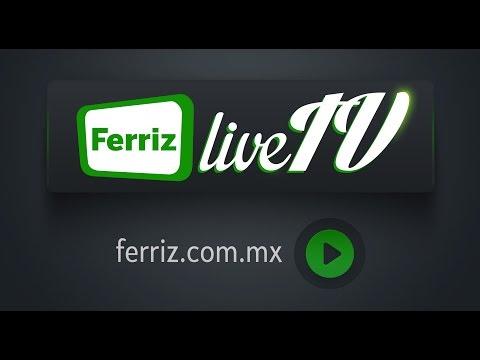 Ferriz LIVE TV-16 de Julio, 2015-Programa 132.5