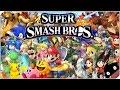 Super Smash Bros (WiiU) - 04 - Sonidos sospechosos en la noche