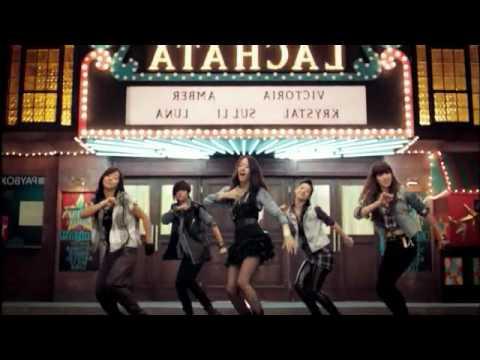 [Dance Version] f(x)- Lachata Mirrored