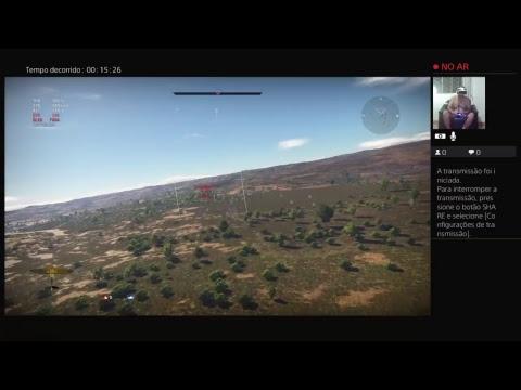 Transmissão ao vivo do PS4 de ivanildopaian301