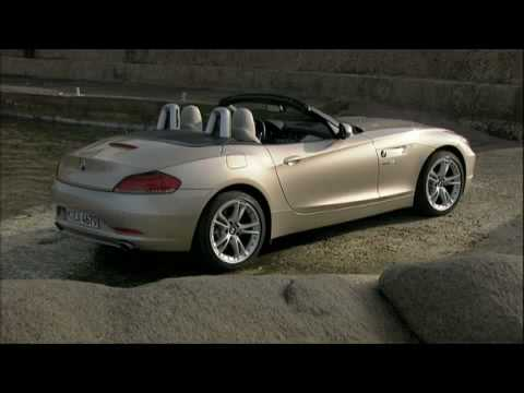 New 2009 BMW Z4 Roadster E89 promotional video Video