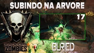 COD BO2 - ZOMBIES / BURIED 17- Subindo na arvore (Glitches/Bugs) 2015