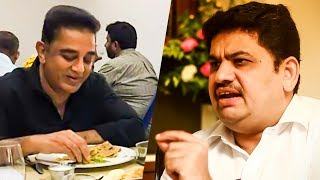 Kamal's Eating Style & Rajini's Favorite Food | Chef Venkatesh Bhat Reveals Part 2 | MT 81