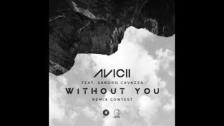 Avicii - Without You ft. Sandro Cavazza (ELPORT remix)