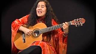 Guadalupe Urbina sings of her identity