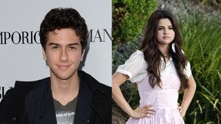 Parental Guidance - Nat Wolff Talks Kissing Co-Star Selena Gomez