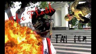 The Flash : Shava Vs Aisek (Rus Fan) / Флэш если бы он снимался в россии
