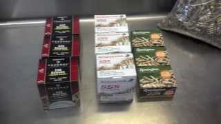 Walmart 22 ammo update September 2013 how to score and what to do.  There is NO SHORTAGE!