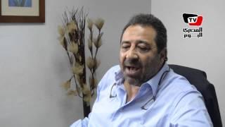 مجدي عبد الغني: «باكبورت» ثورة ٢٥ يناير طفح على الرياضة