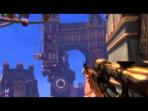xbox xbox Gameplay BioShock Infinite Parable of violence in society (VIDEO Present)
