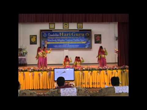 Sambutan Hari Guru 2012 Daerah SPS