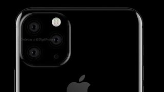 iPhone 11 Pro and Pro Max announced with a triple-camera system.