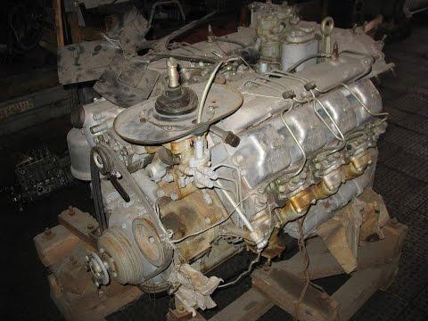 Сборка двигателя камаз 740