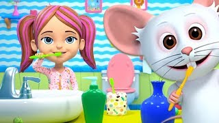 This is the Way | Kindergarten Nursery Rhymes for Children | Kids Videos by Little Treehouse