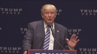 Donald Trump Proposes 'New Deal' for Black America