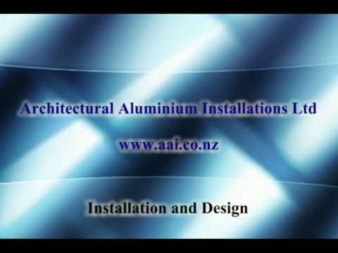 Architectural Aluminium Installations Ltd, Installation and Design