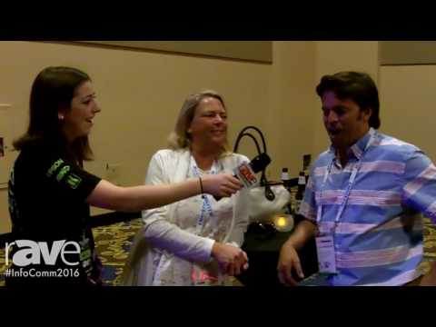 InfoComm 2016: Becca Musson Interviews Kristen and Tyrone About Upcoming Conference