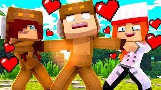 Minecraft Daycare - BABY GIRLFRIEND FIGHT! W/ MOOSECRAFT (Minecraft Kids Roleplay)