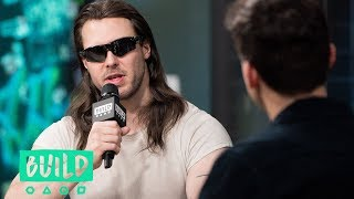 "Andrew W.K. Drops In To Talk About His Album, ""You're Not Alone"""