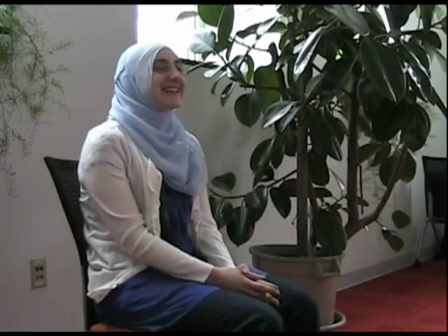 Stories of Faith - Number of Students Involved with the Muslim Student Organization