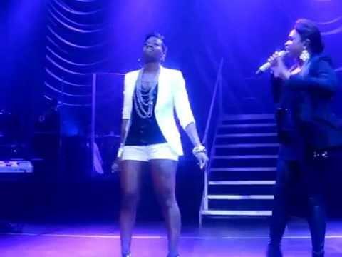 Jennifer Hudson & Fantasia Live i'm His Only Woman Fox Theatre Atlanta video