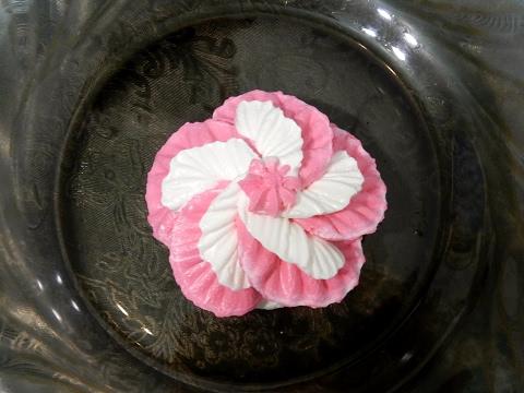 Как сделать белковый крем для цветов
