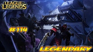 League Of Legends  Gameplay  Zed Guide Zed Gameplay  Legendofgamer
