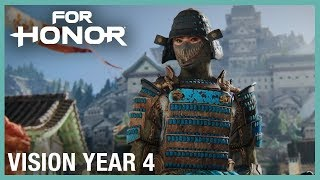 For Honor: Year of Reckoning - Year 4 Deep Dive | Ubisoft [NA]