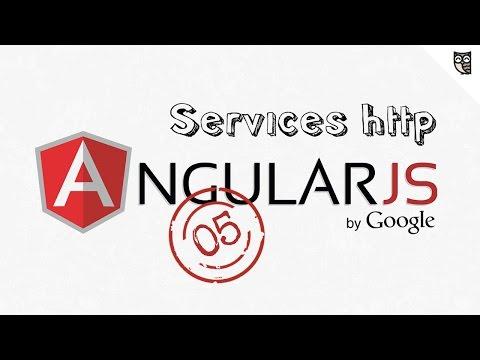 AngularJs - Services $http
