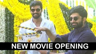 Sai Srinivas Bellamkonda New Movie Opening | Bellamkonda Sai Srinivas | Top Telugu Media