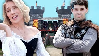 MEDIEVAL DANCE BATTLE (Renaissance Faire Vlog)