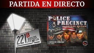 Police Precinct | Partida