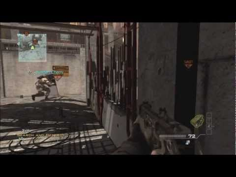 CoD Mw3 - The Return Of The AK74u - Rust And Shipment