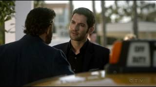"Lucifer 2x16 Ending  Lucifer & ""Dad"" Say Goodbye Season 2 Episode 16"
