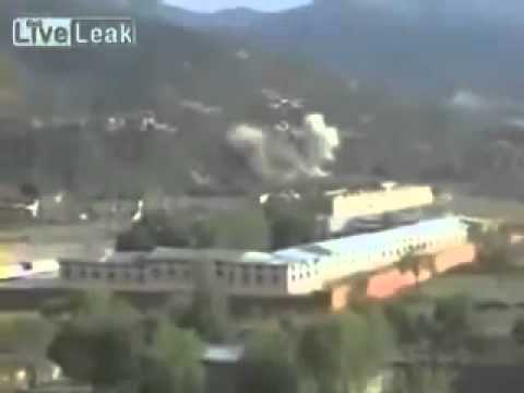 PAF - Pakistan Air Force Bombing Taliban in North and South Waziristan