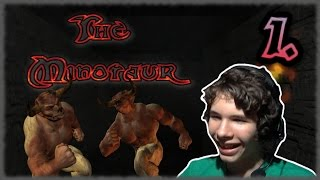 Minotaur Maze #1 - Minotaur is gone? |Horror-Games|