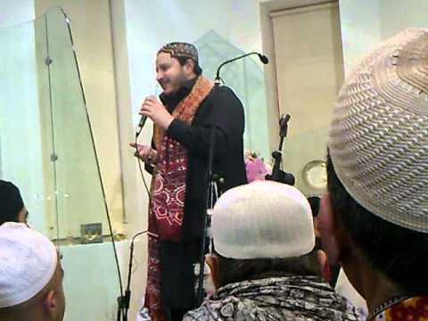 Asa Preet Huzoor Shahbaz Qamar Fareedi Rochdale 2011 video