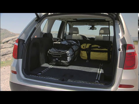 ► NEW BMW X3 2011 - Interior