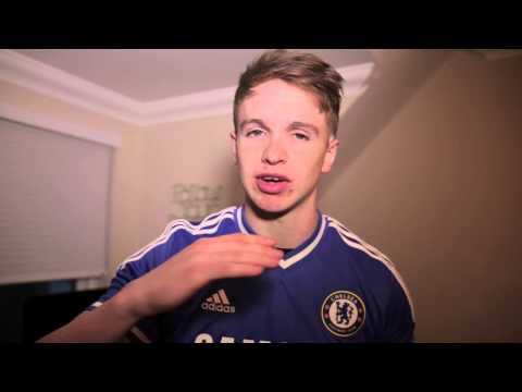 """JOE WELLER - """"WE DICKED THEM!"""" - Chelsea 6-0 Arsenal - FAN CAM"""