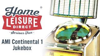 AMi Continental 1 Vintage Jukebox (SOLD)