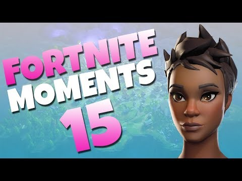 Fortnite Daily Funny and WTF Moments Ep. 15