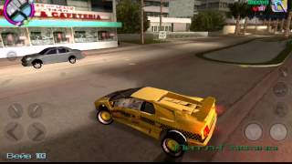 GTA Vice City mod Nice City