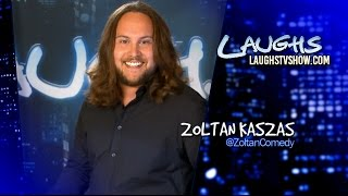 Laughs Episode 306: Comic's Choice with Zoltan Kaszas!