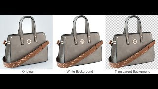 How to change background in Photoshop and clipping path service Photoshop tutorial