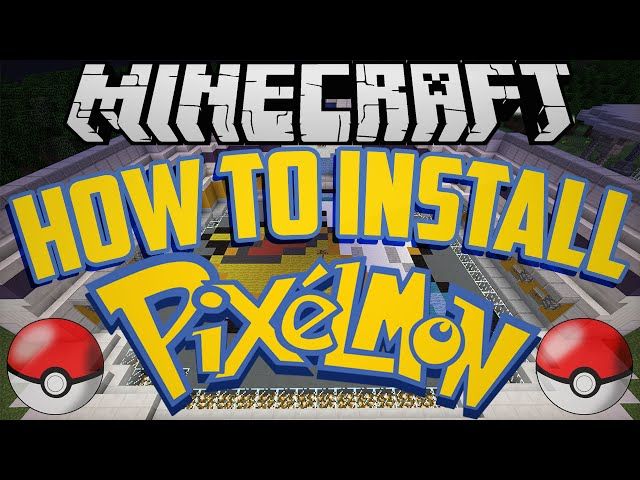how to download pixelmon 2018